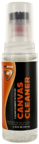 Sof Sole Canvas Cleaner for Canvas Shoes and Rubber Outsoles