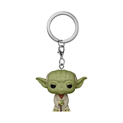 Funko - Figura Pop Keychain: Star Wars - Yoda (53053)