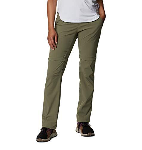 Columbia Saturday Trail II Pantalon Convertible Femme, Stone Green, W16/S