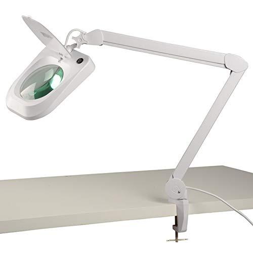 ELV Lupenleuchte, 2,25-fache Vergrößerung, 900 Lumen