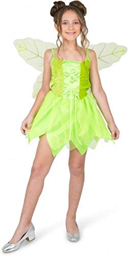 Generique - Disfraz de Hada del Bosque encantada niña