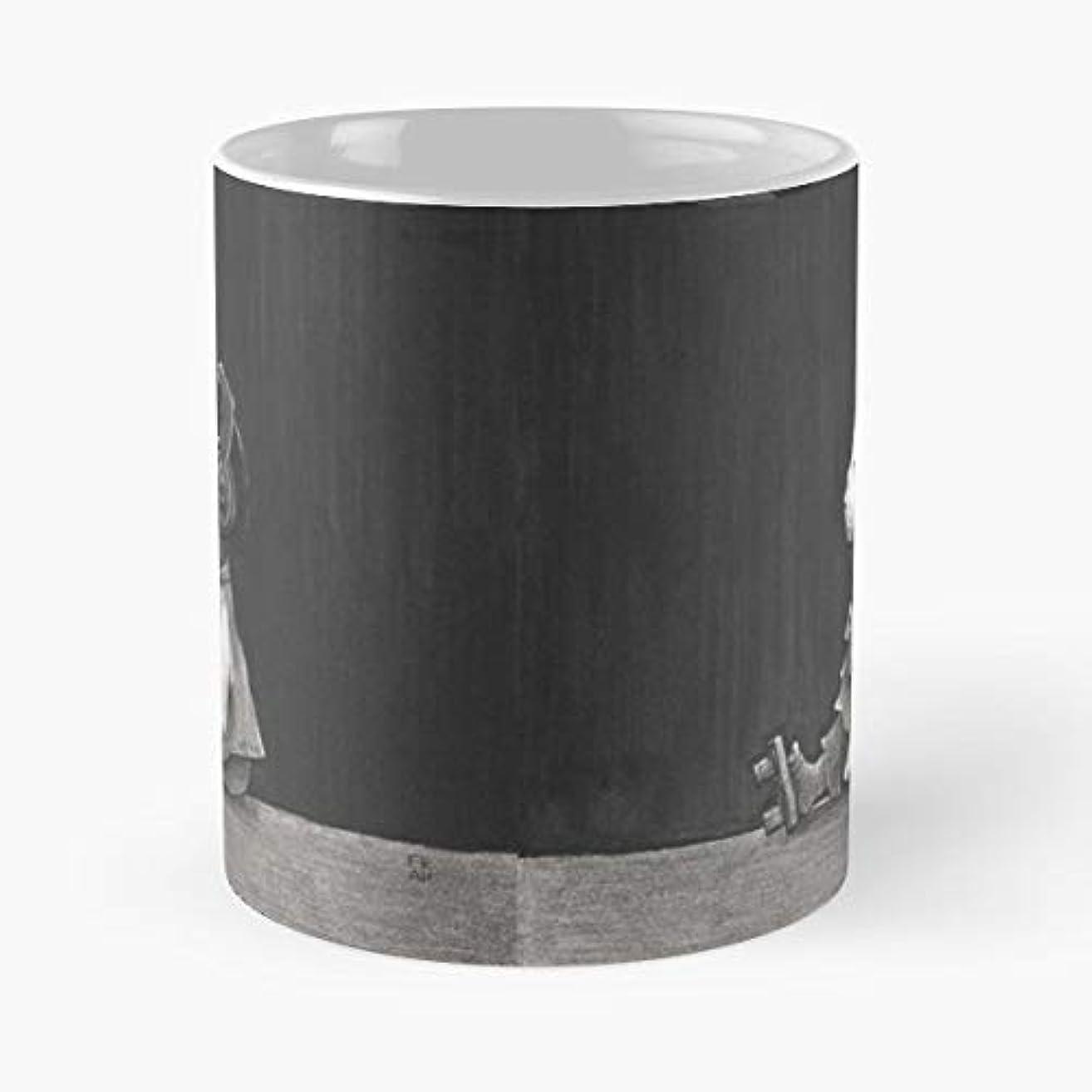 Ink Signal To Noise Headphones - Ceramic Mugs