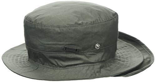 Döll Jungen Hut mit Nackenschutz Kappe, Grün (Four Leaf Clover|Green 5320), 55