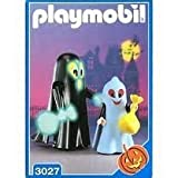 Playmobil 3027 Halloween Trick or Treaters Ghosts with Glow in the Dark Features by PLAYMOBIL®