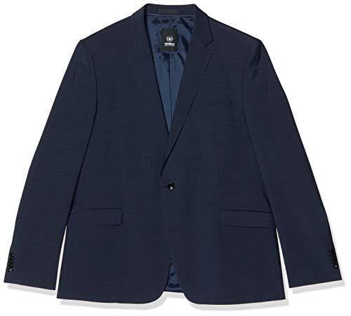 Strellson Premium Herren Allen2.0 12 Anzugjacke, Blau (Navy 412), (Herstellergröße: 48)