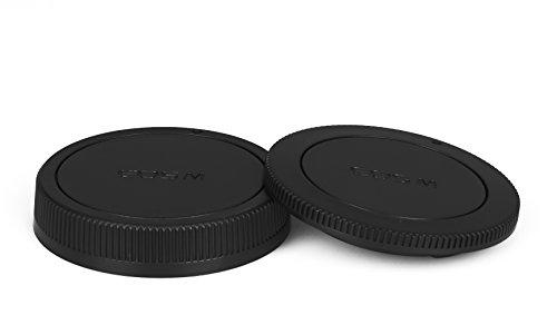 Für Canon EOS M Gehäusedeckel & Objektivrückdeckel Gehäuse Deckel Kappe Body Cap
