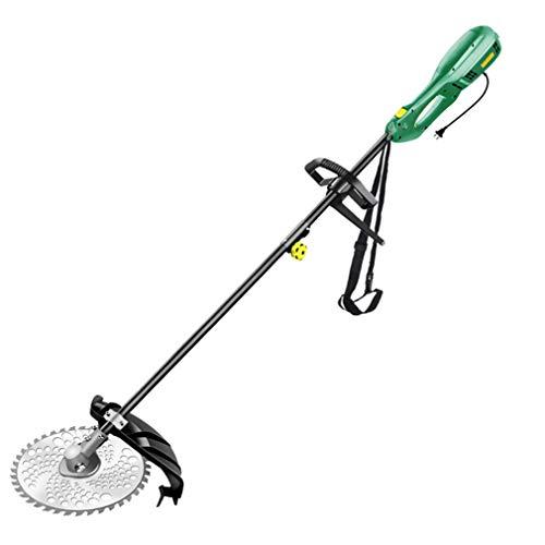 JPSHBA - Desbrozadora multifunción con 3 cuchillas para cortar en parques, jardines, setos de césped