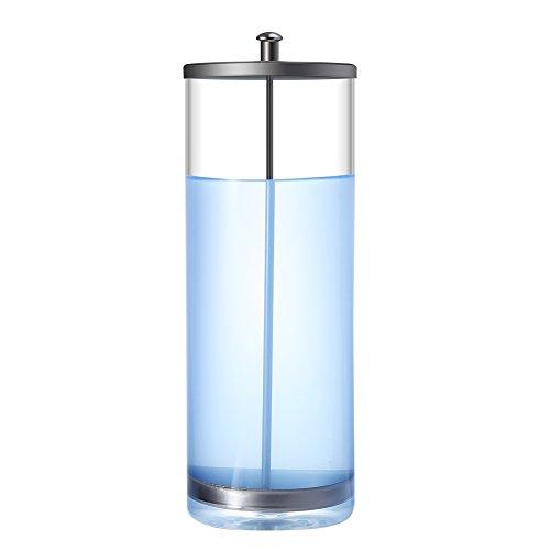Desin-fectieglas, 9-inch (9 inch) sterili-satiebak, desin-fectieglas, professionele manicure, kapperskapsels, kappersgereedschap, 1 stuks 9 Inch