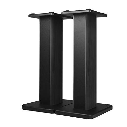 Soporte Del Altavoz, Estantes Piso De Audio Adecuado For Sistemas De Cine En Casa Audio Pedestal Estilo 2packs 60CM Madera (Color : A1)