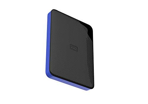 Western Digital Gaming Drive - Disco duro externo portátil para PlayStation 4 de 2 TB, color negro 5