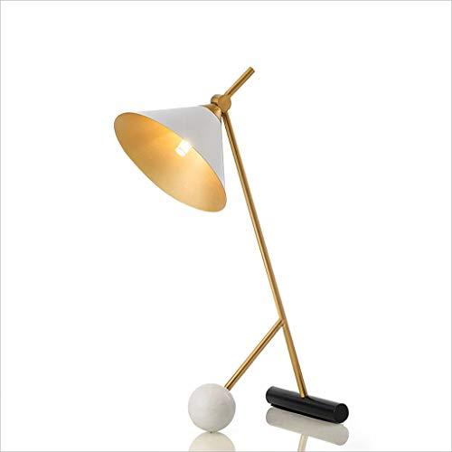 * Postmodern minimalistisch model Nordic lamp creatief model woonkamer slaapkamer nachtkastje kantoor trechter hoorn lamp bureaulamp