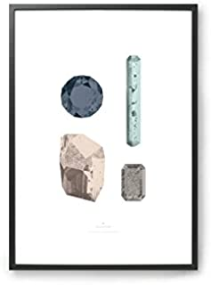 Coco Lapine ポスター/アートプリント 30×40cm Precious Finds No.2
