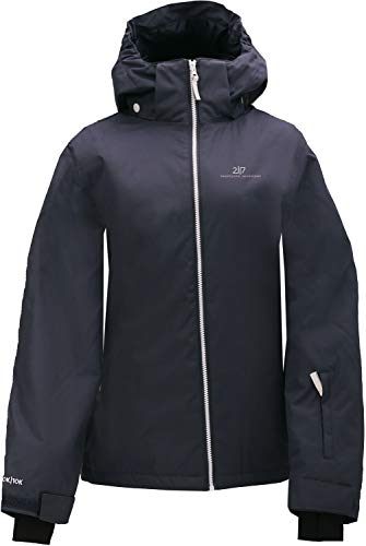 2117 Of Sweden Tallberg Snowboard Jacket Womens Sz 34 Ink