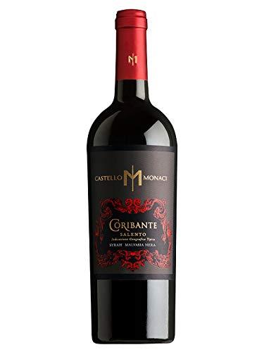 Castello Monaci Coribante Rosso Salento IGT Rotwein 2016 0.75 l