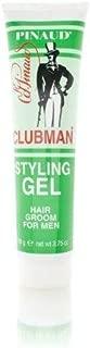 Clubman Styling Gel (Tube) , 3.75 oz