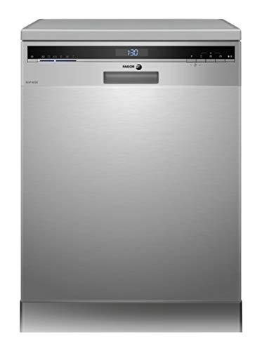 Lavavajillas FAGOR 3LVF-623X, 60CM, A++, 12 servicios, 6 programas, Inox