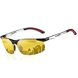 9829c66f7f6 Duco Yellow Night-vision Glasses. Even the most professional drivers can  attest to it that you need a pair of nighttime driving anti-reflective  glasses.