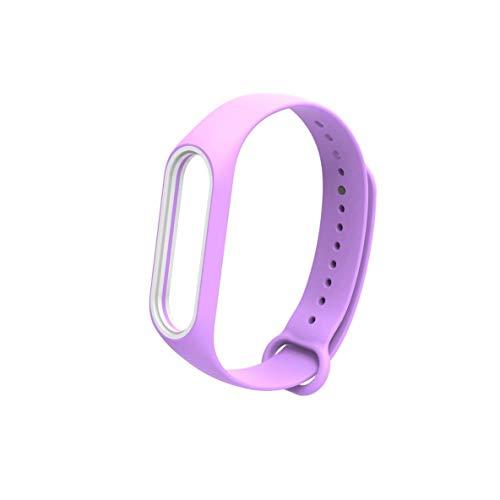 XIANGAI Bague Main Double Couleur Renforcement Anneau for remplacer Le Wristband