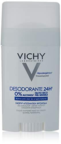 Vichy Desodorante Stick sin Sales de Aluminio 24 H - 40 ml