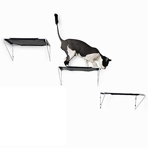RayCC Cat Regalen Cat Schritte Cat Sitzstange Cat Cloud Katze Bett wandhängende Katzenmöbel Toll für Katze Klettern...
