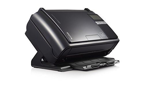 Kodak i2820 Scanner - DIN A4 Dokumenten-Scanner mit 70 Blatt pro Minute, duplex, 100 Blatt Dokumenteneinzug und Barcode