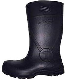 TINGLEY Rubber Co. 21141 Sz10 أحذية الحذاء: أحذية برقبة مطاطية - Knee، 10 أسود