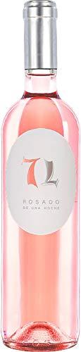 7L Rosado de una noche 2018 (75 cl.) - Pack 6 botellas