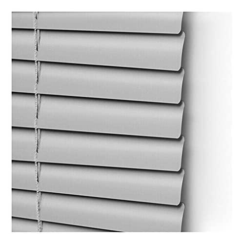 YXIAOL Persianas Venecianas Ajustables, Sombra De La Ventana De Aluminio Anti-UV con Accesorios De Montaje,A-110×160cm