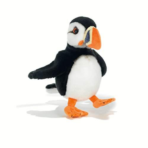Pluche & Company 15876 papegaai duikers Marine Vogel zacht speelgoed, 23 cm