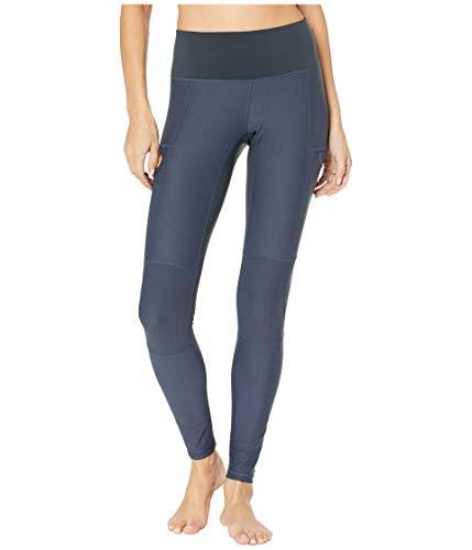 Fjallraven Damen Abisko Trail Tights W Sport Trousers, Navy-Dark Navy, XL