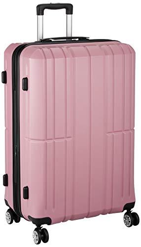 [アイダディ] 【idadi】軽量キャリーケース スーツケース M-7035 保証付 80L 70 cm 4.7kg M7035L-35 ピンク