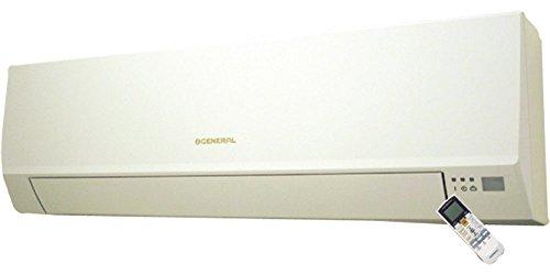 O General ASGA12BMTA-1.0 Eco Friendly Wall Mounted Split AC (1 Ton, 1 Star Rating, White)