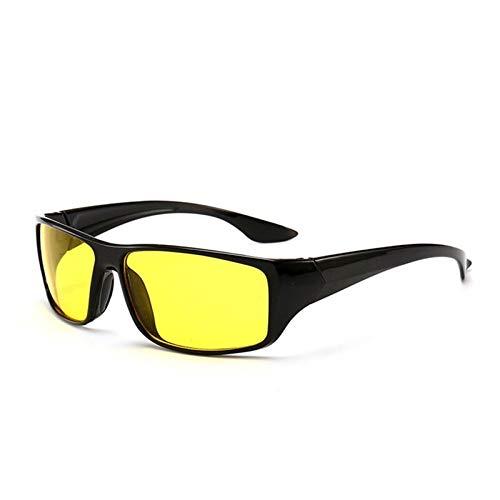 Óculos Night Drive Para Dirigir À Noite - Pronta Entrega (Amarelo)