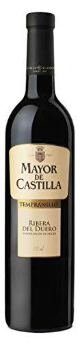 Mayor de Castilla Tempranillo – Vino Tinto D.O. Ribera del Duero – 1 Botella x 750 ml