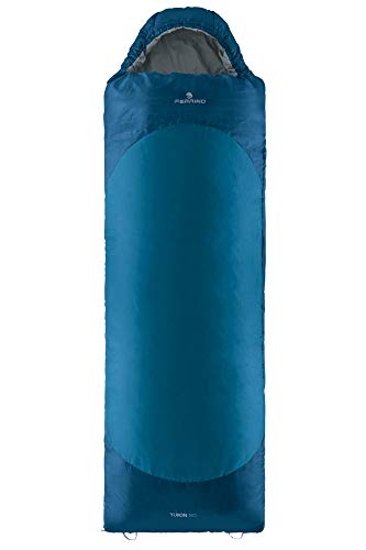Ferrino Sac de Couchage Yukon SQ SQ SX Bleu 220 x 80 cm