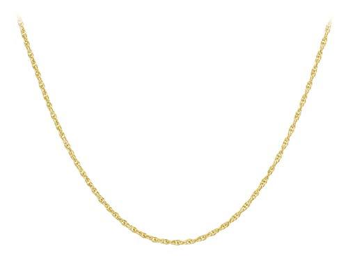 Carissima Gold Collar de mujer con oro amarillo 9 K (375), 46 cm