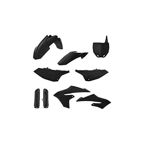 Acerbis Full Plastic Kit (Black) for 18-21 Yamaha YZ65