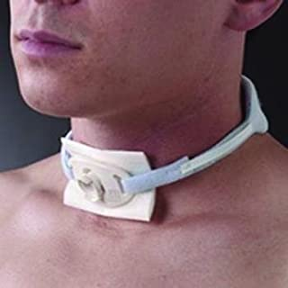 Posey Company Foam Trach Collar/Tie, Adolescent to Adult, Medium, Box: 12 by J.T. Posey Company