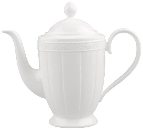 Villeroy & Boch White Pearl Théière/cafetière 6 personnes 1,35 l