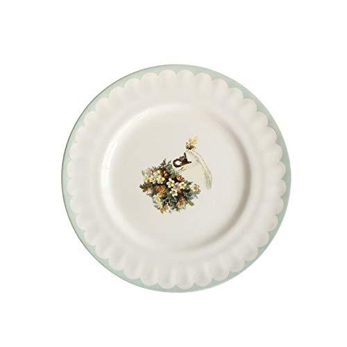 Generic Vajilla de cerámica de color puro adecuada para muchas ocasiones.