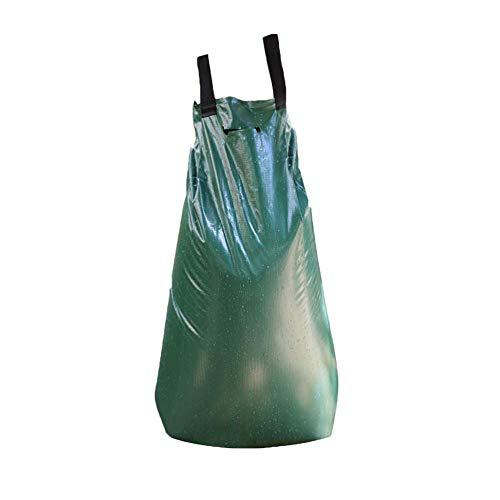 Seraphicar - Bolsa de riego para árboles con cremallera de alto rendimiento, bolsa de riego para árboles de PVC con liberación lenta para árboles