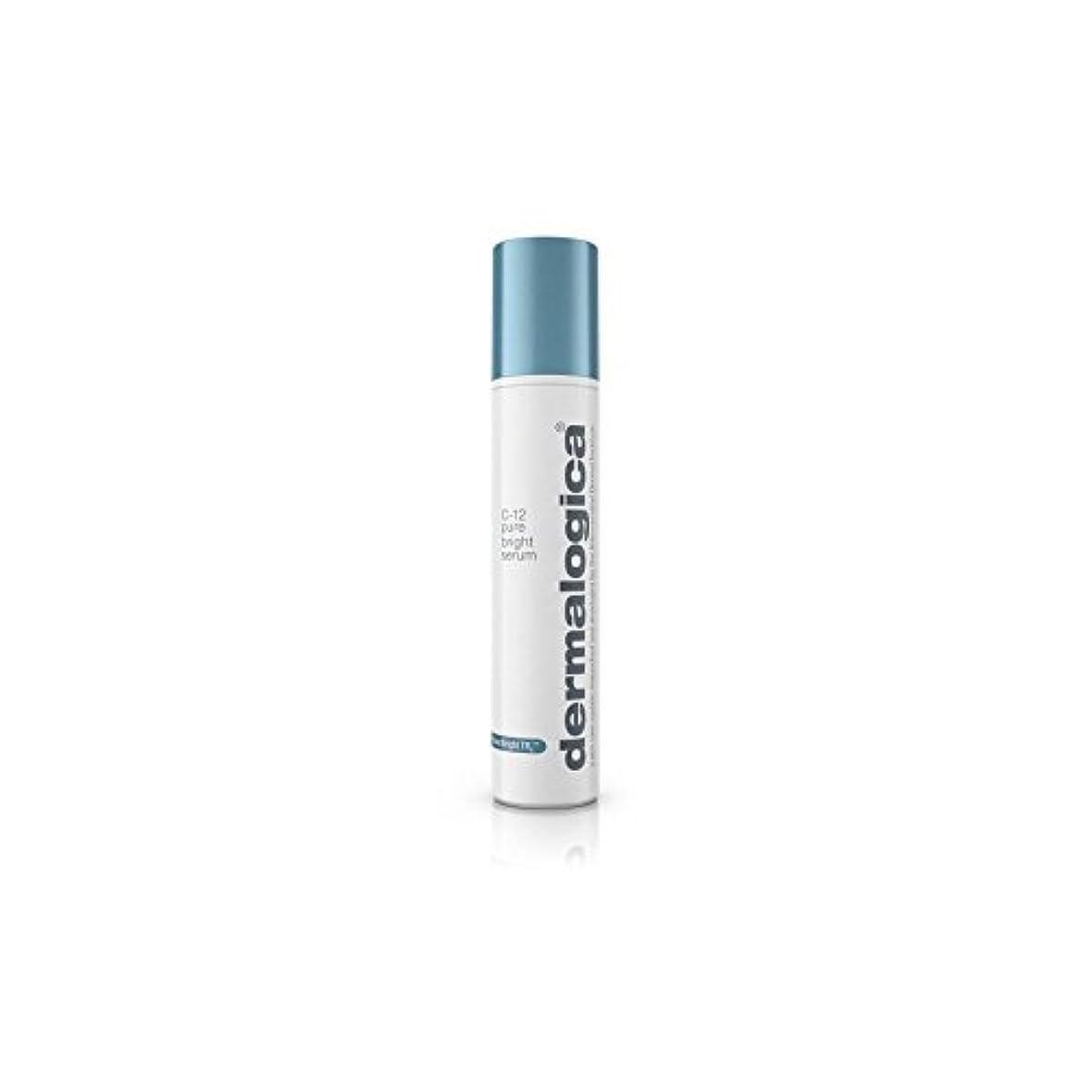 ダーマロジカの-12の純粋な明るい血清 - x4 - Dermalogica C-12 Pure Bright Serum - Powerbright Trx (Pack of 4) [並行輸入品]