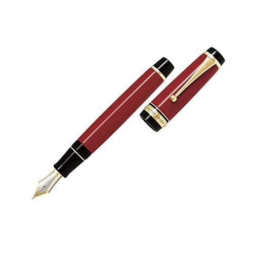 Pilot Custom Urushi Ebanite - Pluma estilográfica roja