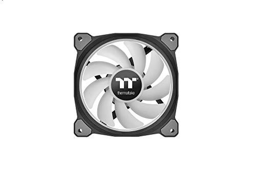 Thermaltake Riing Duo 14 RGB Radiator Fan/ 3er Set/Dual Riing LED/Gehäuselüfter