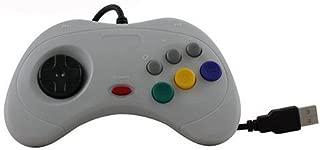 Childhood PC USB Controller Gamepad Joypad For Sega Saturn System Classic Style