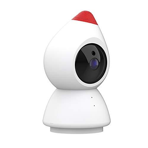 Webcam 1080, Wireless IP Voice Call Camera, Support 2 Audio Channels, 350 Degree Rotating Surveillance Camera, Mini Camera
