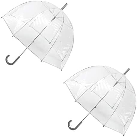 totes Clear Bubble Umbrella 2 Pack product image