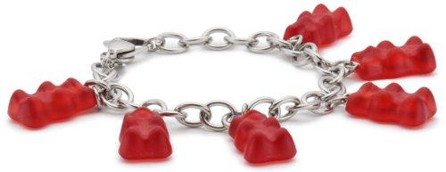Haribo Bijoux Damen-Armband Edelstahl 3660373500