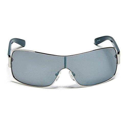 Guess GF6594-0010C Gafas de sol, Niquel, 00 para Hombre