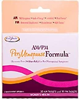 PeriMenopause Formula, AM/PM, 60 Tablets